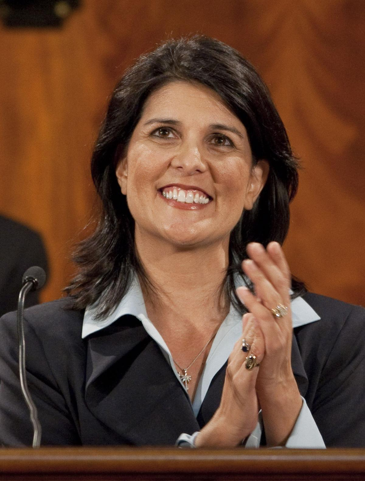 Haley won't be on road for Rubio this week but will in March