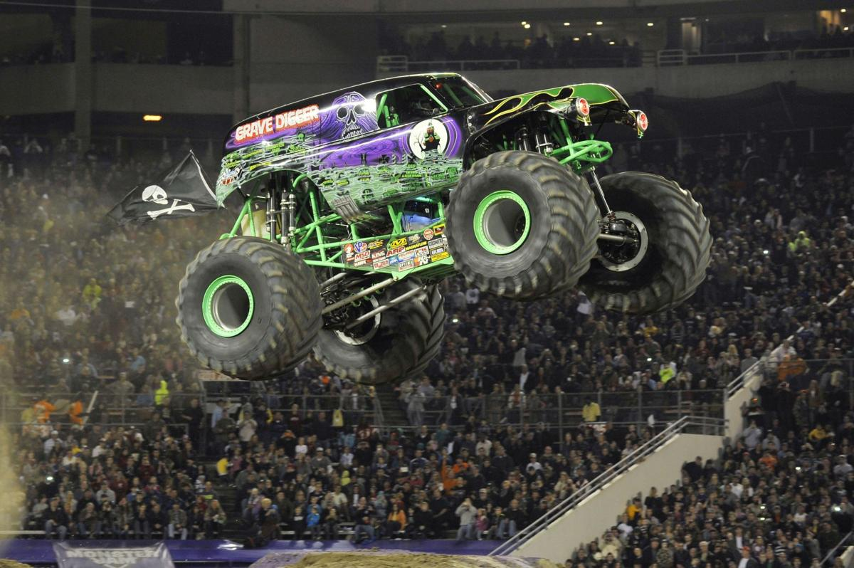 Monster Jam roars back to the North Charleston Coliseum for the weekend