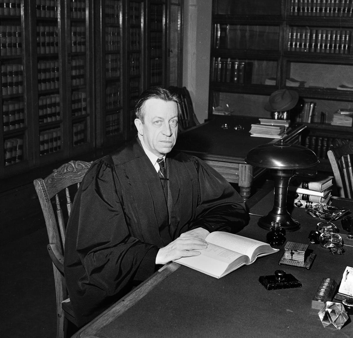 Judge Waties Waring