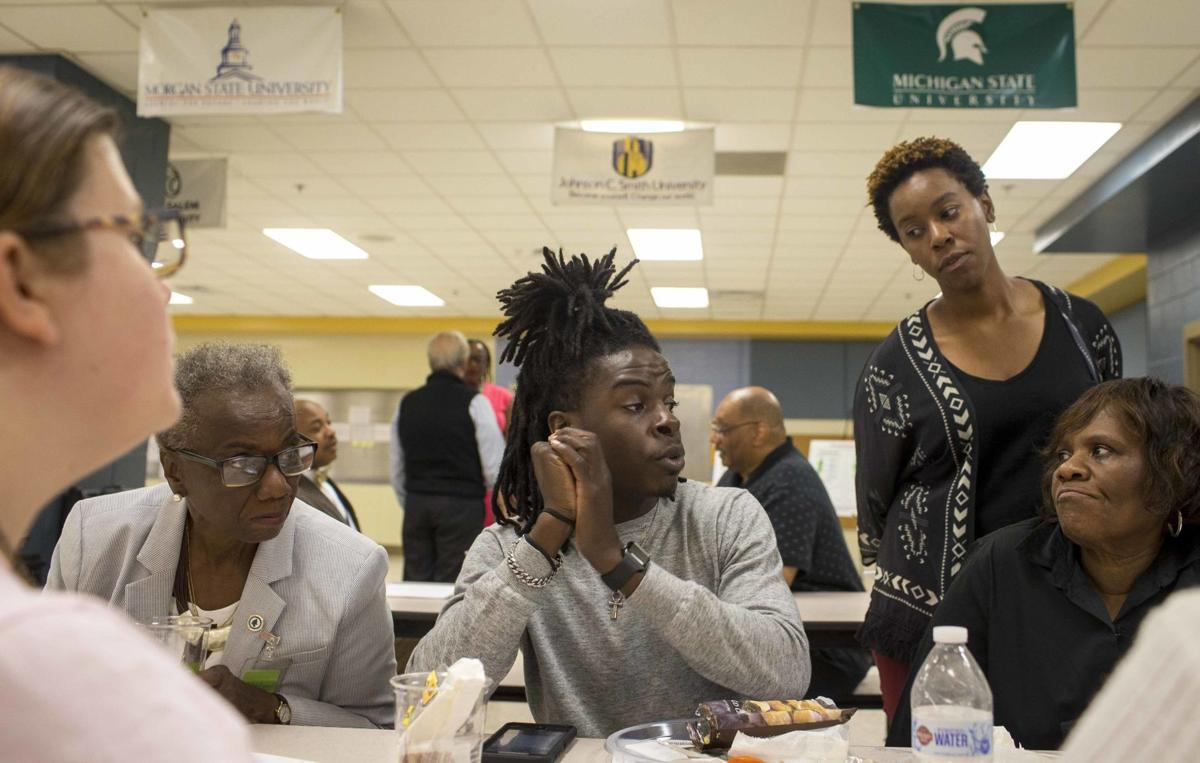 North Charlestonians Want Their Voices Heard As School