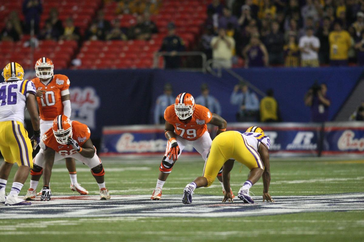 oubled Clemson tackle Isaiah Battle could find NFL home Thursday