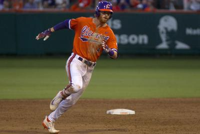 NCAA Baseball-Clemson Regional Vanderbilt at Clemson (copy)