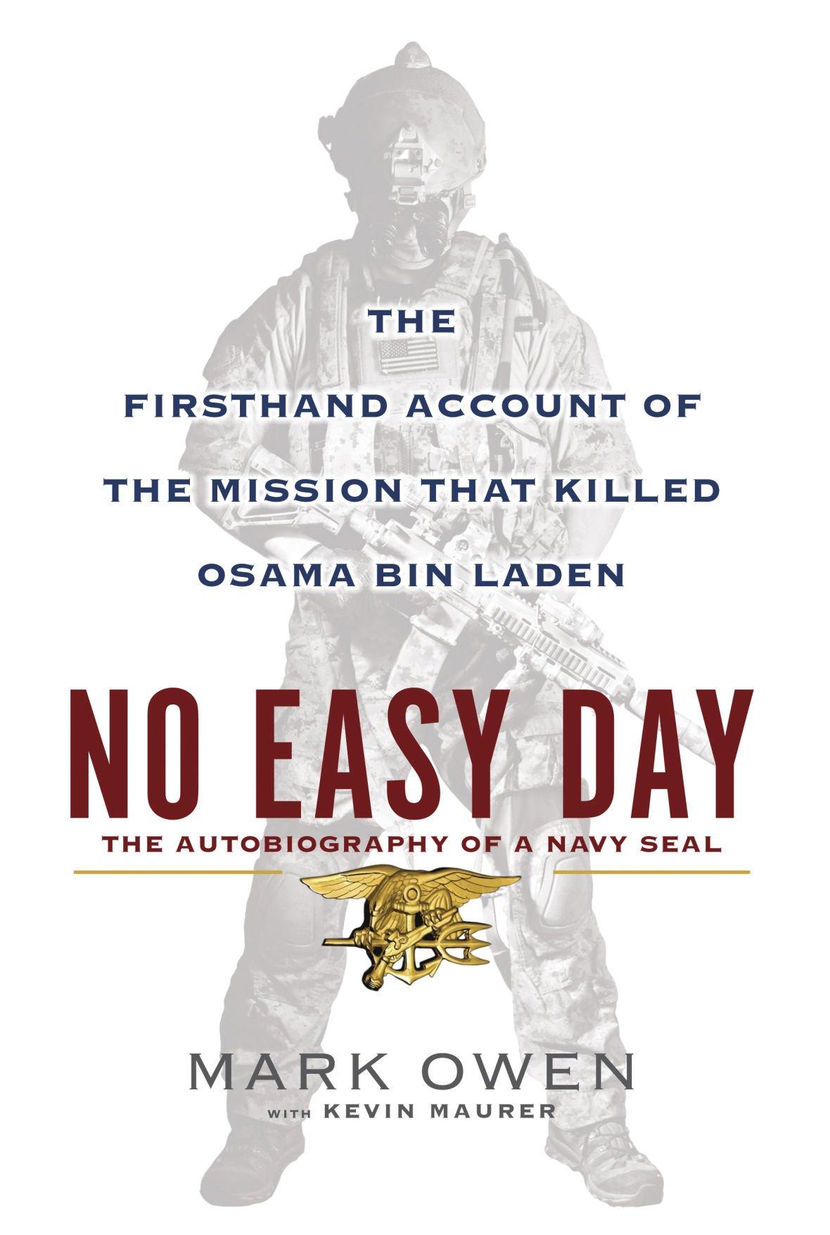 Pentagon: Ex-SEAL's book tells enemies too much