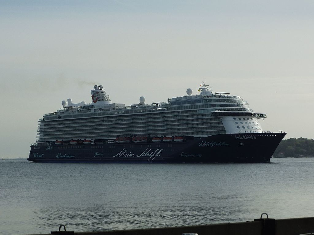 Brand New Cruise Ship Stops At Port Of Charleston Business - Cruises leaving from charleston