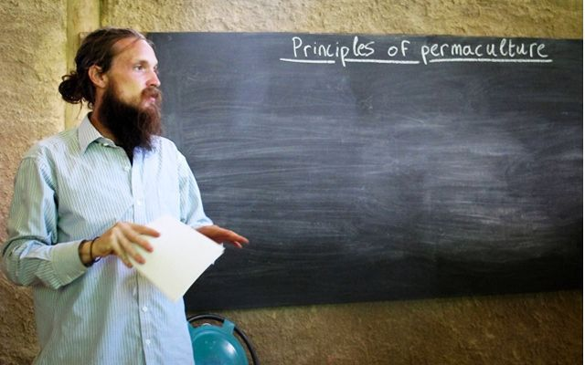 Permaculture experts to give talk, offer certification course