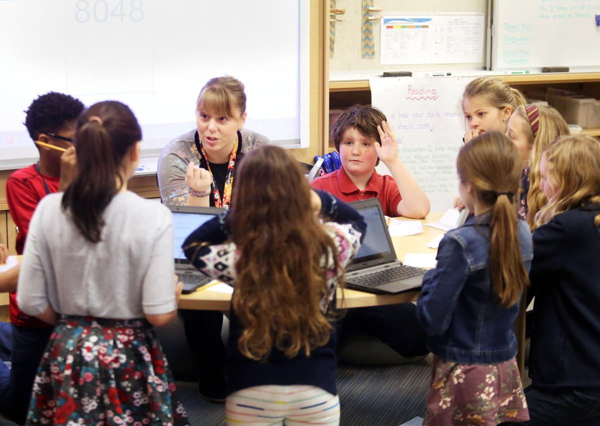 Murray-Lasaine Elementary