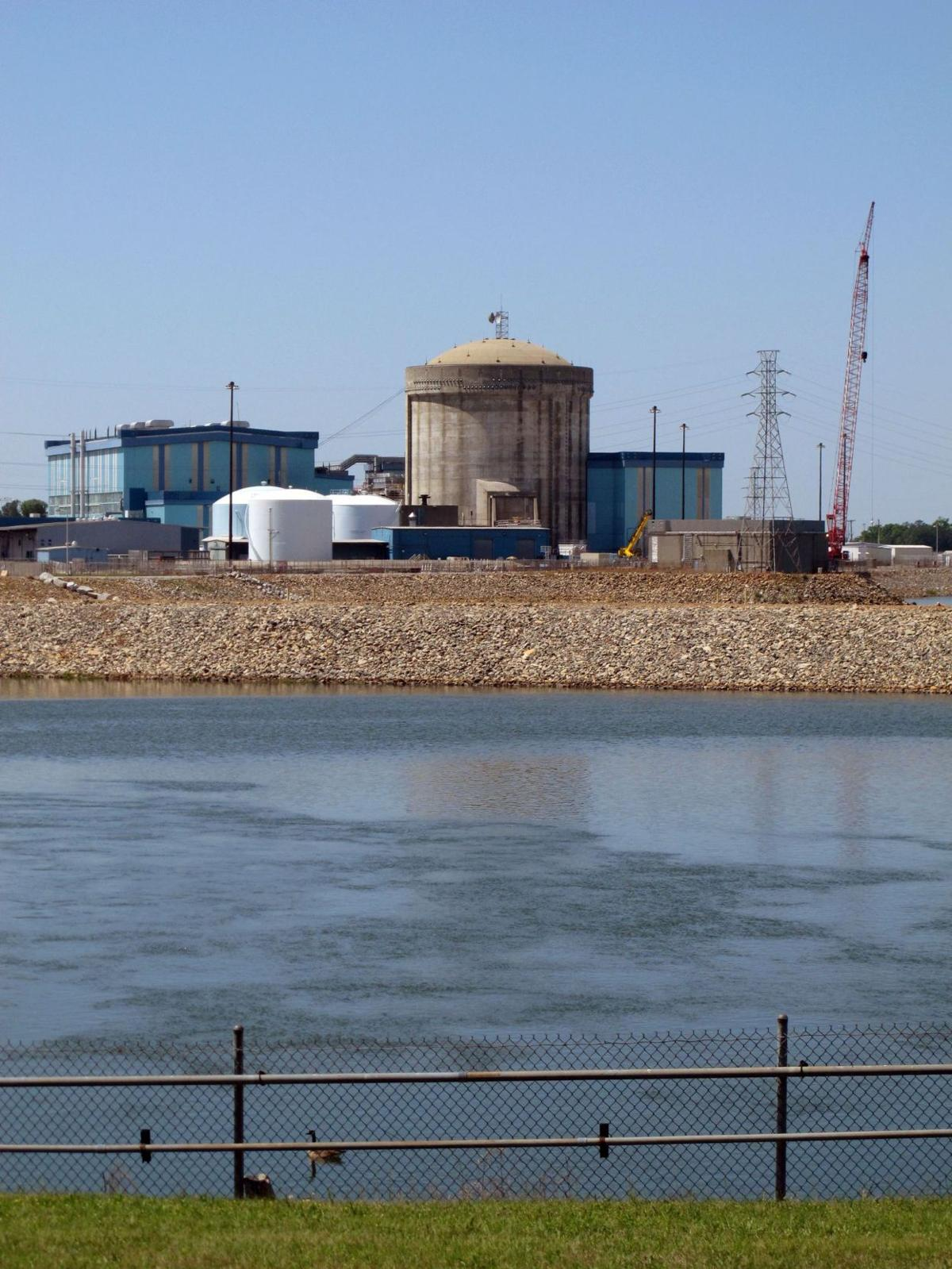 Regulators discussing safety at S. Carolina nuclear plant