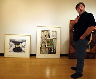 Jasper Johns & Shepard Fairey (copy)