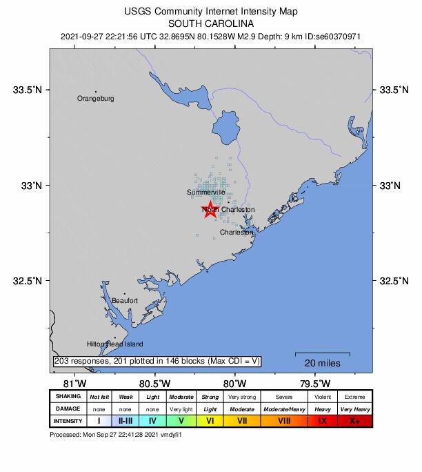 Earthquake 3 9/27