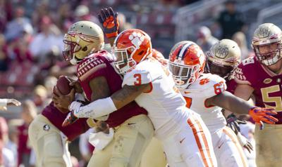 Clemson defensive line still gets help from Christian