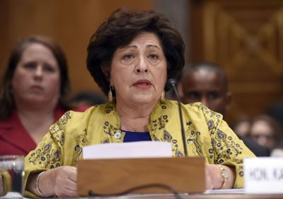 US personnel chief resigns in wake of massive data breach