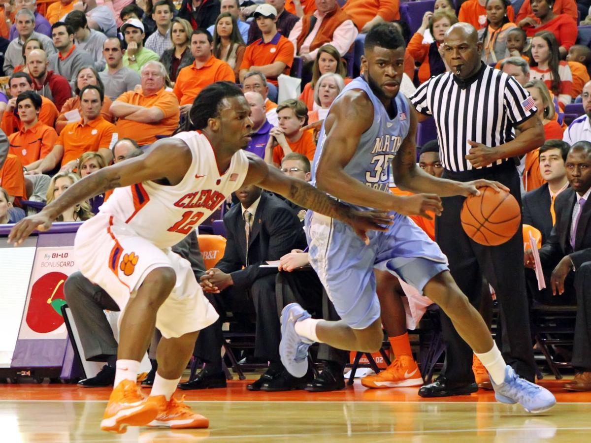 Clemson basketball opens 2015 ACC slate with North Carolina on ESPN