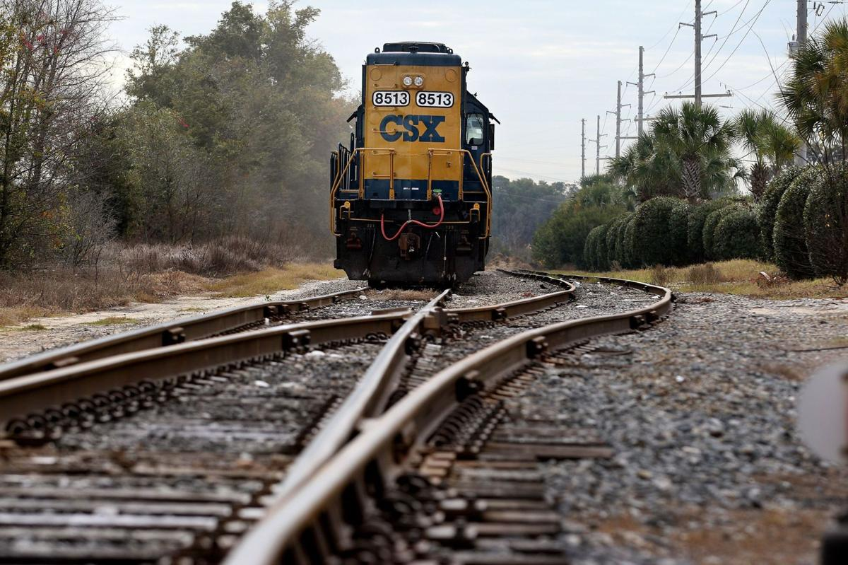 All aboard: Port rail planning addresses community concerns (copy)