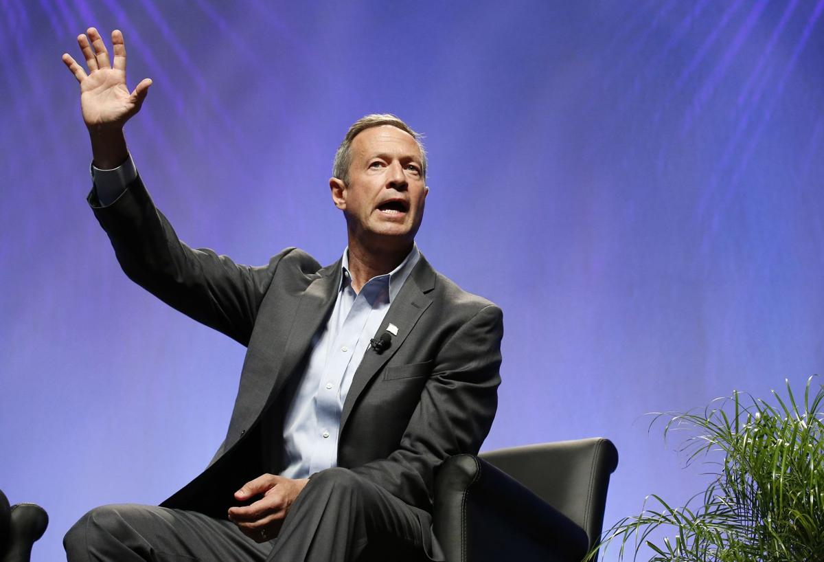 O'Malley: Democrats need to support Wall Street overhaul