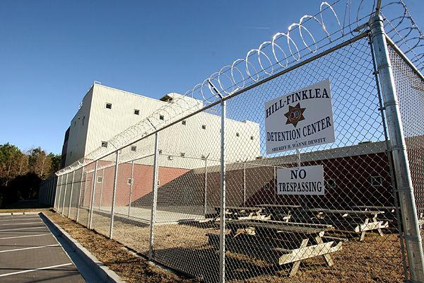 Berkeley jail annex still empty
