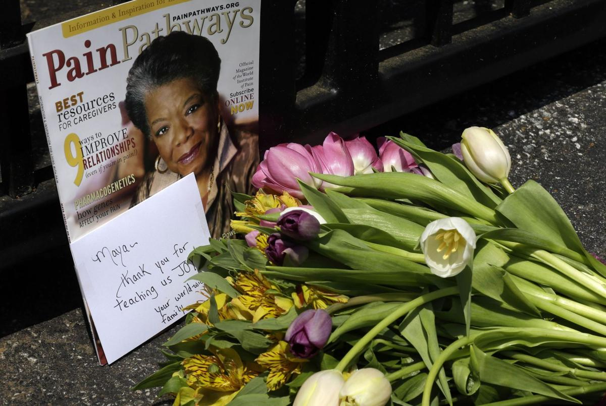 S.C. poets, scholars remember Angelou Poet, author Maya Angelou dies at 86