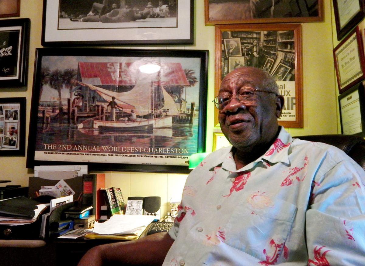 From segregation to Harlem jazz, SC author Horace Mungin writes what he knows