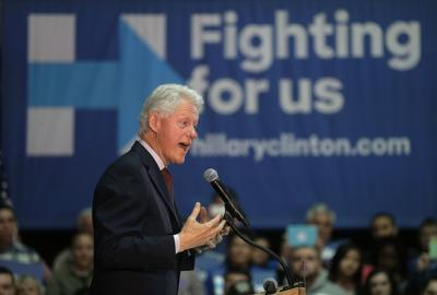 Clintons' hard left turn proves their 1990s party is over