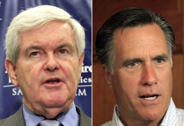 Gingrich slams 'negative smear campaign'