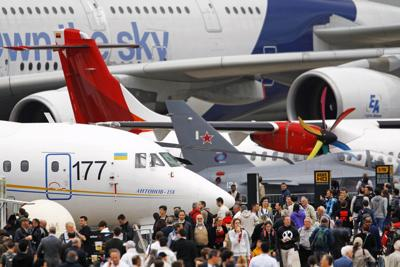 South Carolina Commerce issues report about Paris Air Show trade mission