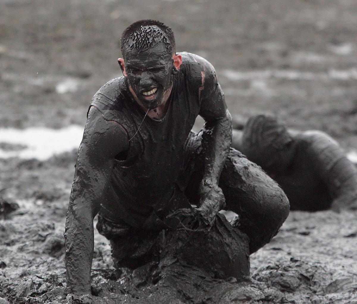 Mud run season kicks off Saturday