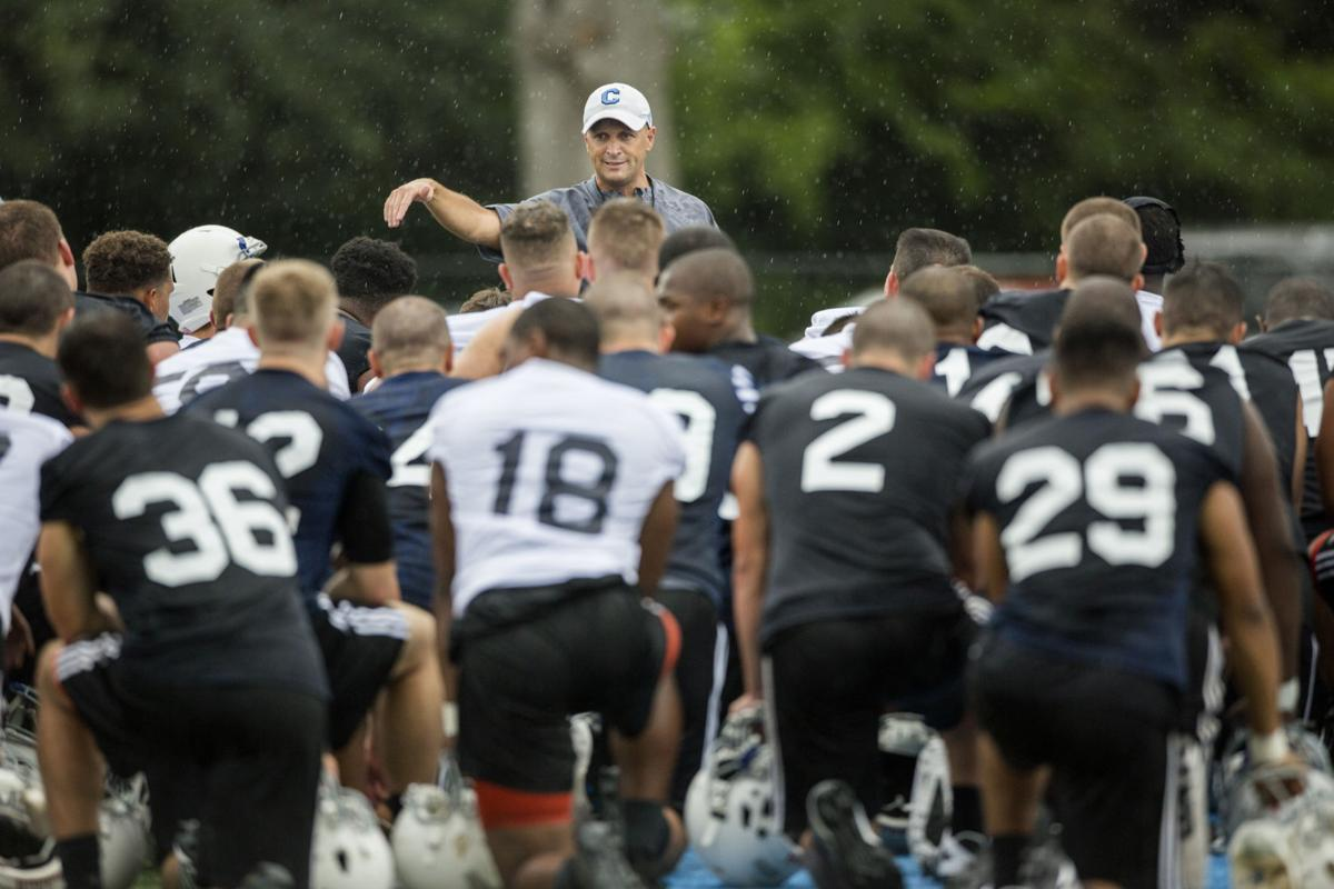 low priced 6d975 46a7f 5 questions as The Citadel opens fall football practice ...
