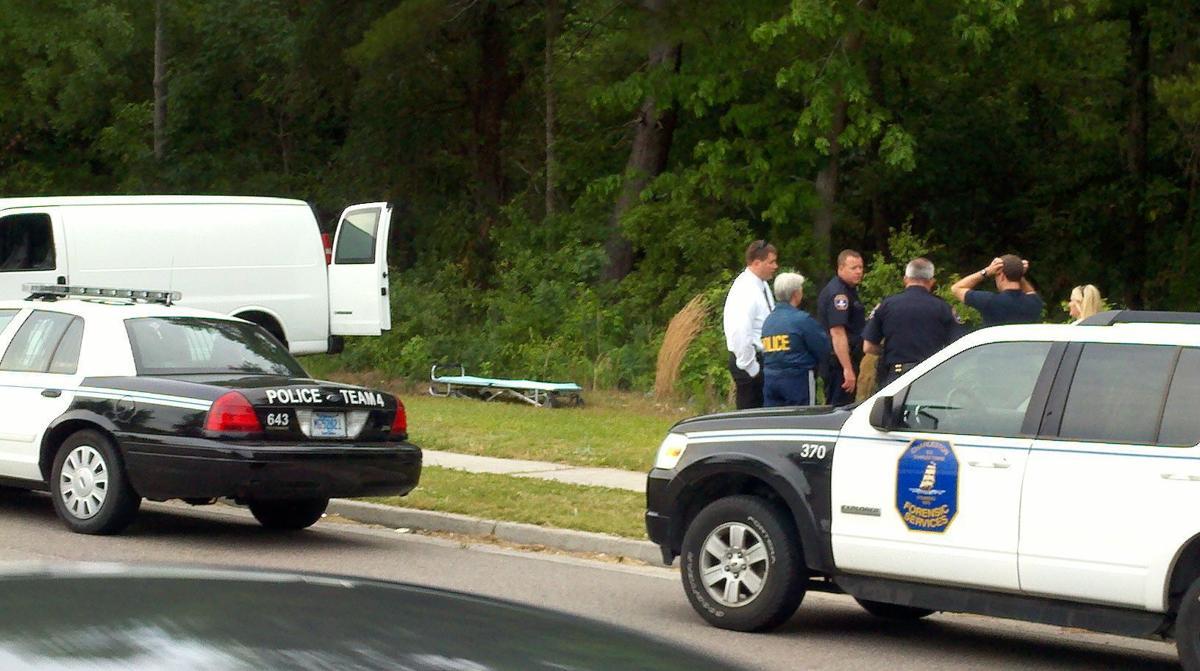 Body found near Walmart in West Ashley
