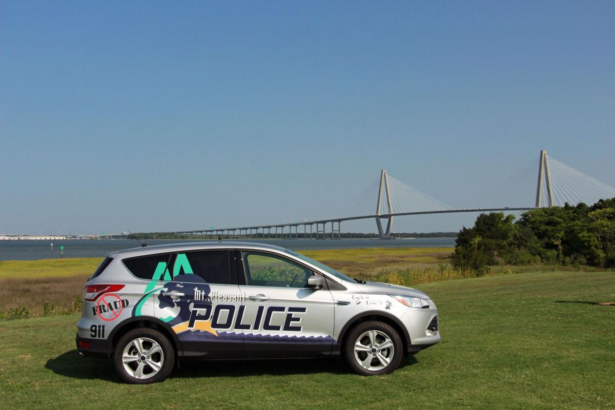 Mount Pleasant unveils new crime-prevention vehicle