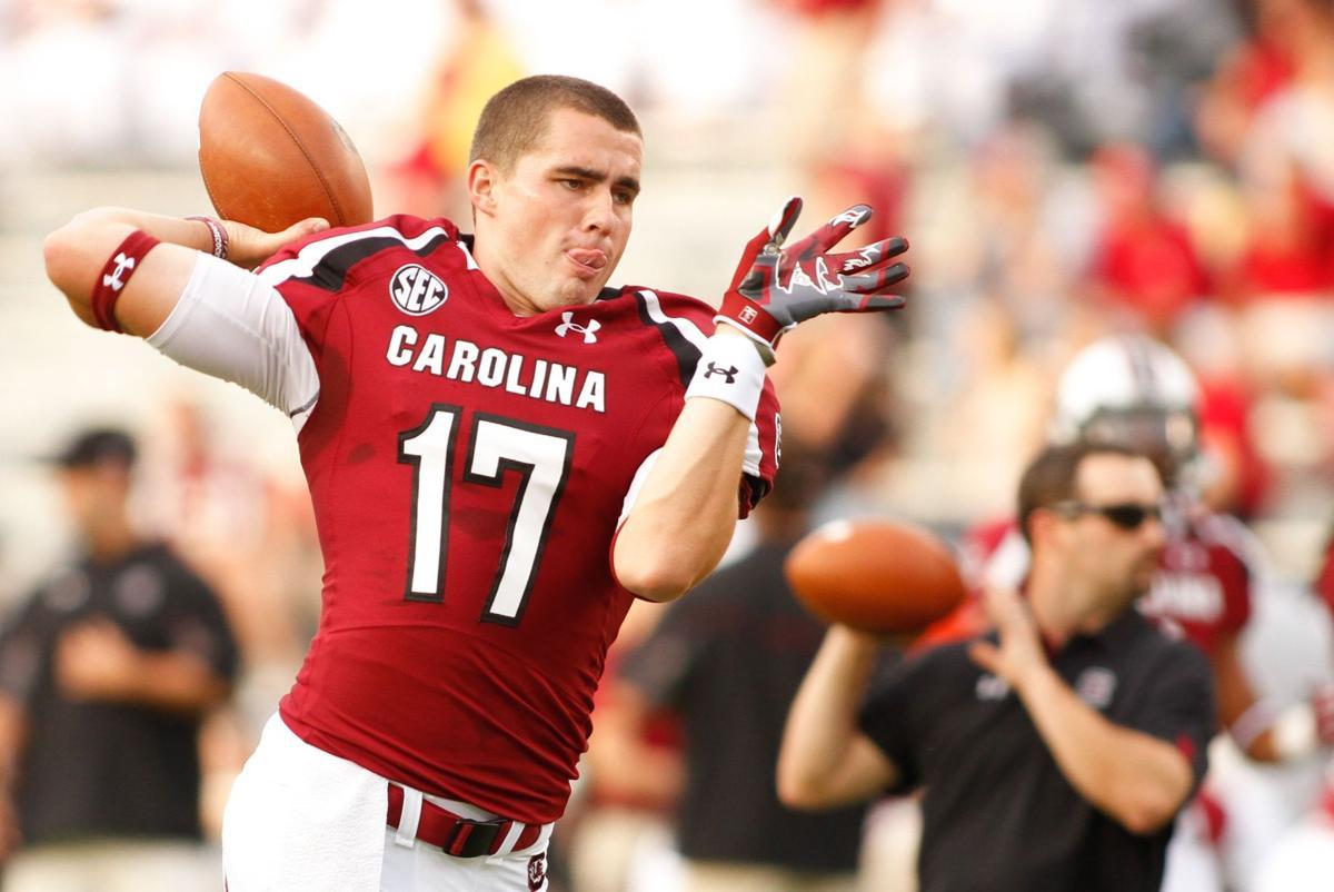 South Carolina notes: Quarterback Dylan Thompson to start at No. 5 Missouri