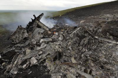 2 bodies found at crash site of U.S. plane in Kyrgyzstan