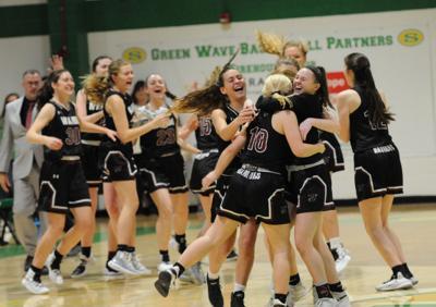 Wando Summerville girls basketball (copy)