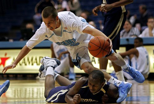 The Citadel holds off Georgia Southern's late charge