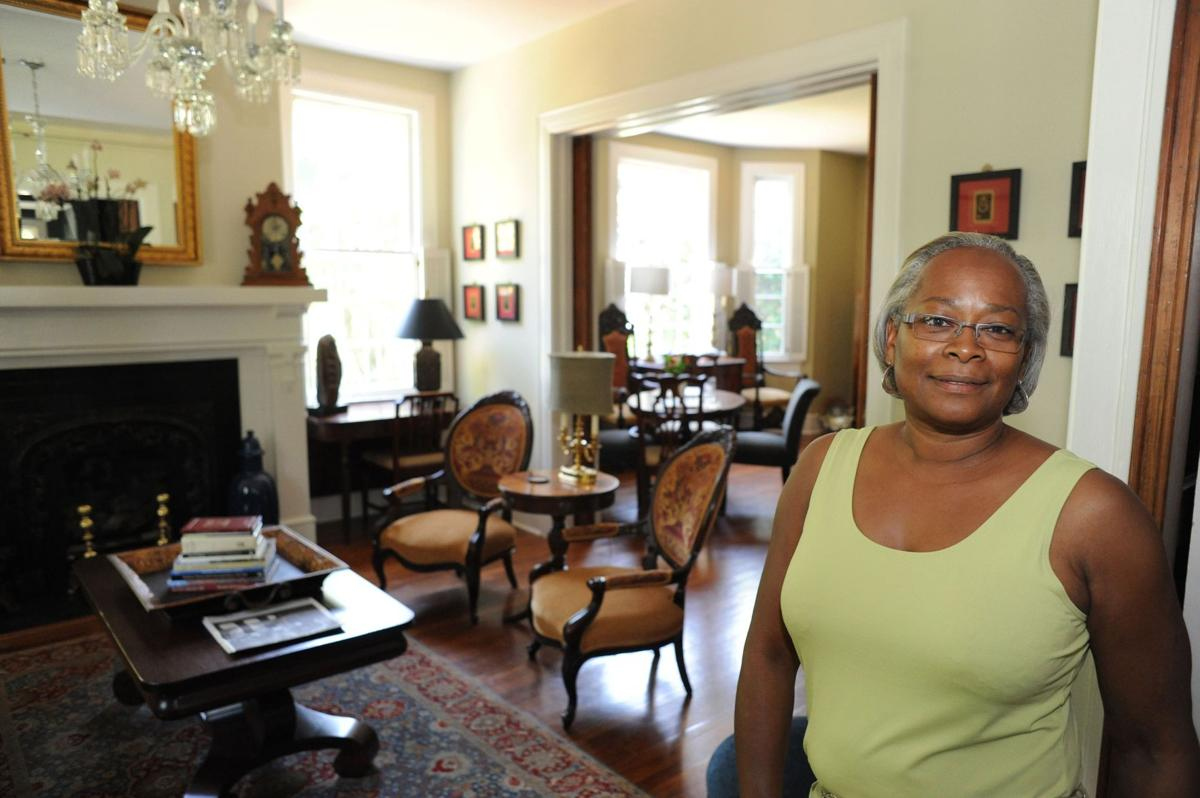 Historic home helps woman turn dream into reality FOR RELEASE MONDAY, SEPTEMBER 16, 2013, AT 12:01 A.M. EDT.Adv16