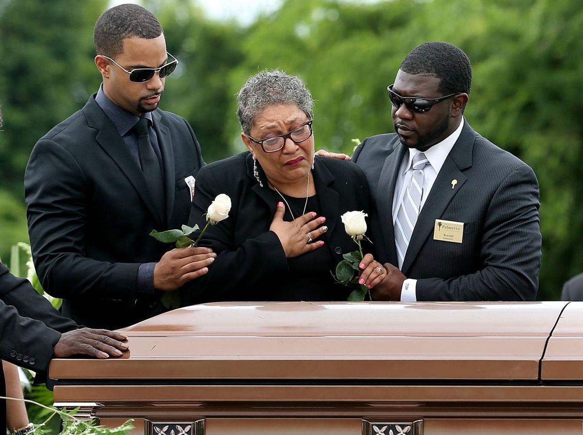 Ethel Lance funeral