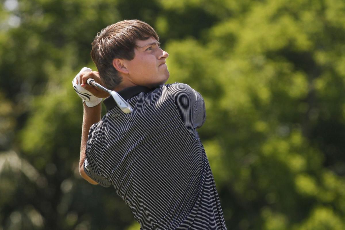 Andrew Novak captures S.C. Match Play golf championship