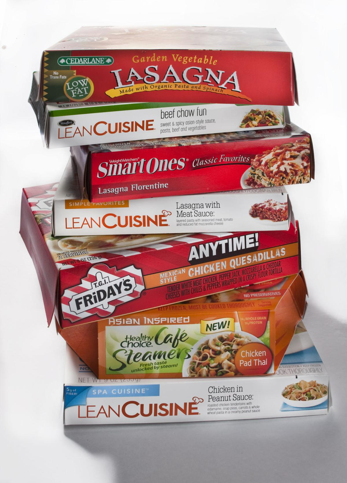 Frozen food industry goes on offense as sales lag