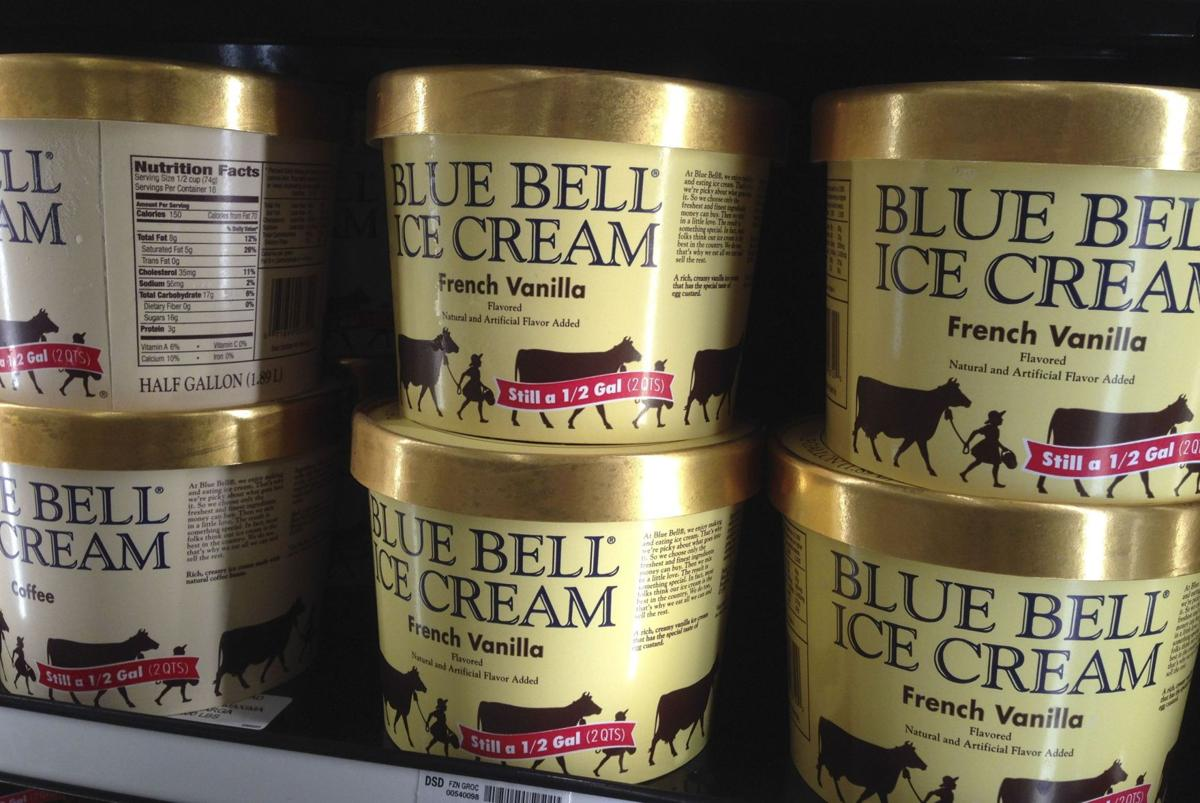 10 listeria cases found as Blue Bell recall grows
