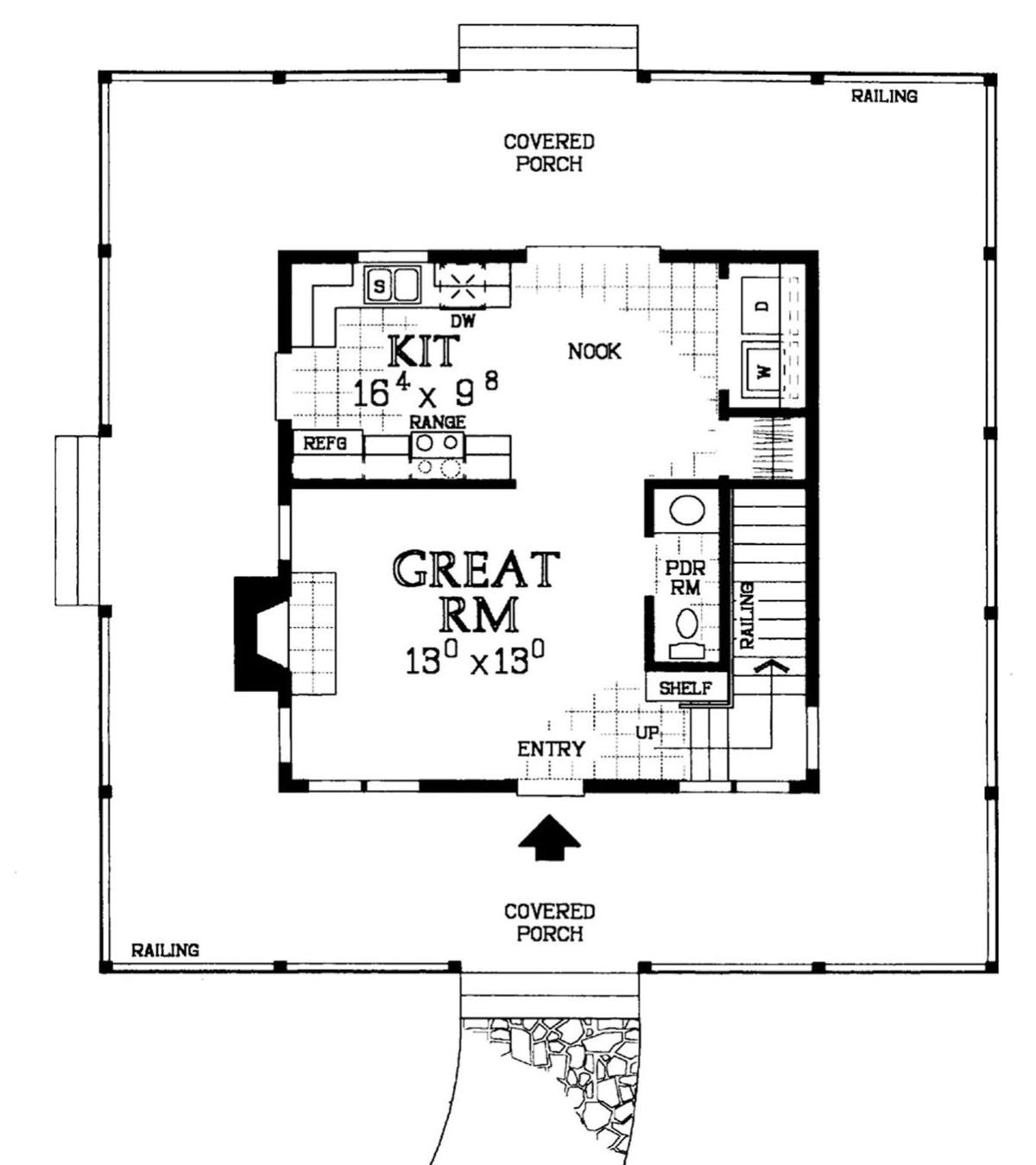 This week's house plan