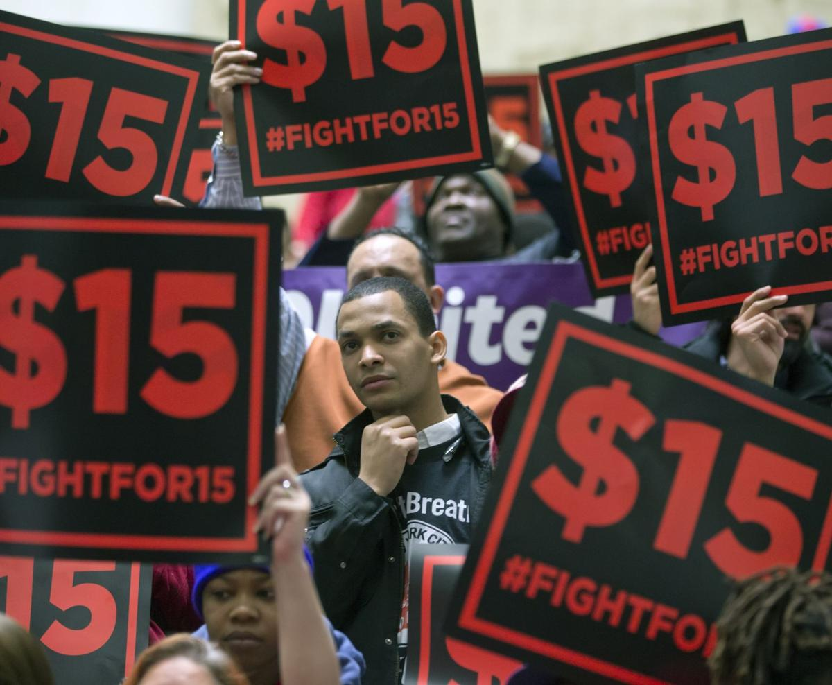 S.C. workers should take a stand for higher wages