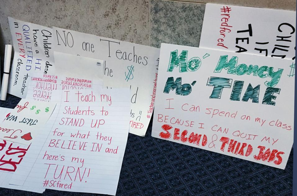 Got Questions About South Carolina Teachers May 1 Protest