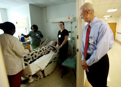 RURAL HOSPITALS FACE EMERGENCY