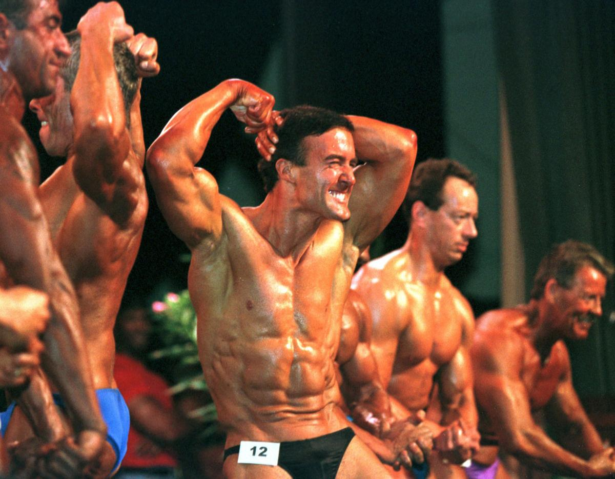 Bodybuilding championships coming to the North Charleston Performing Arts Center