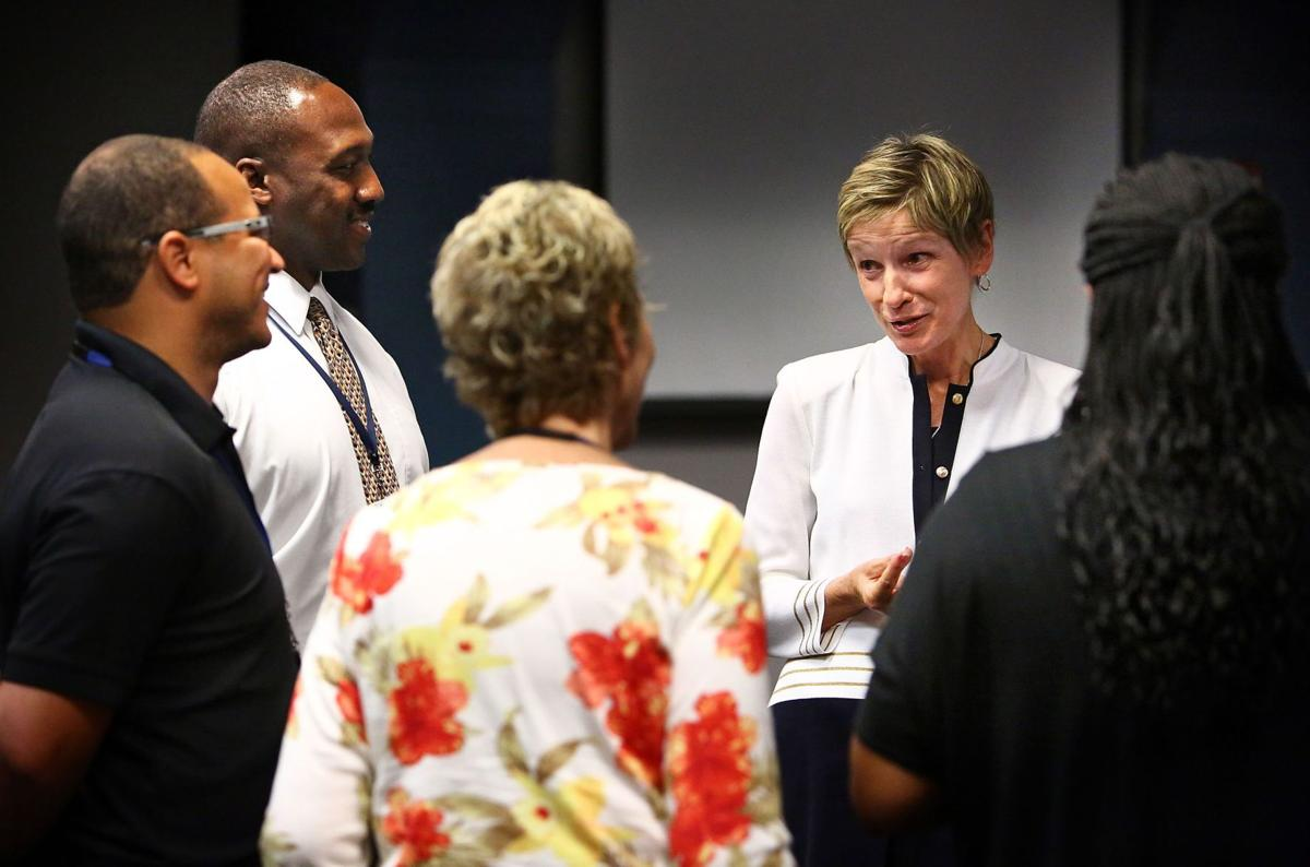 Charleston County school board to vote on new superintendent contract