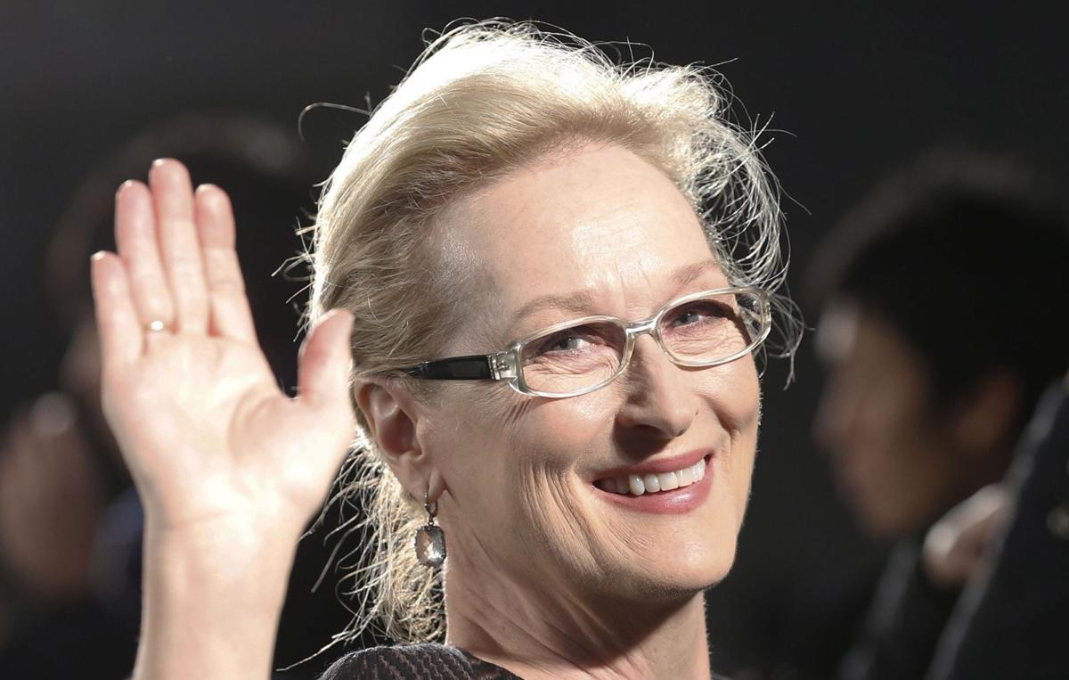 Streep drama 'Suffragette' to open London Film Fest