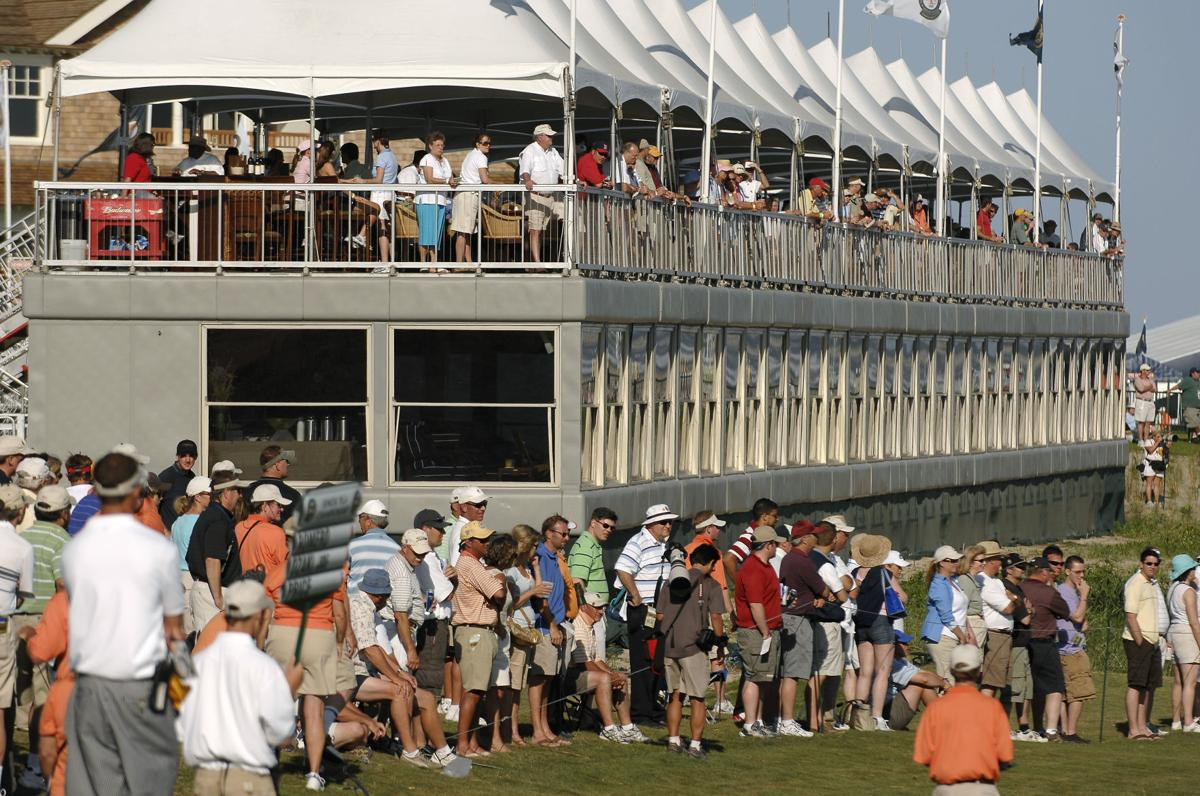 Corporate sales push is on for the 2012 PGA Championship at Kiawah Island
