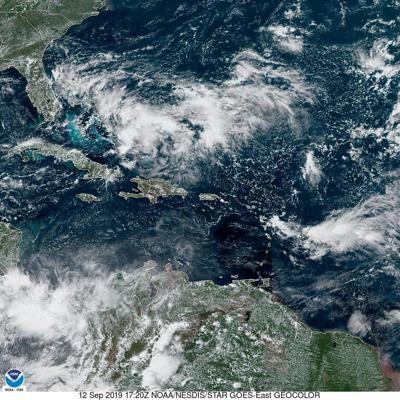 satellite imagery 09/12/19 2pm
