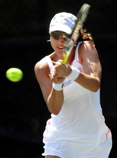 Castano upsets qualifying top seed Scheepers