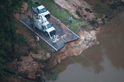 Senate Democrats float borrowing plan for flood recovery