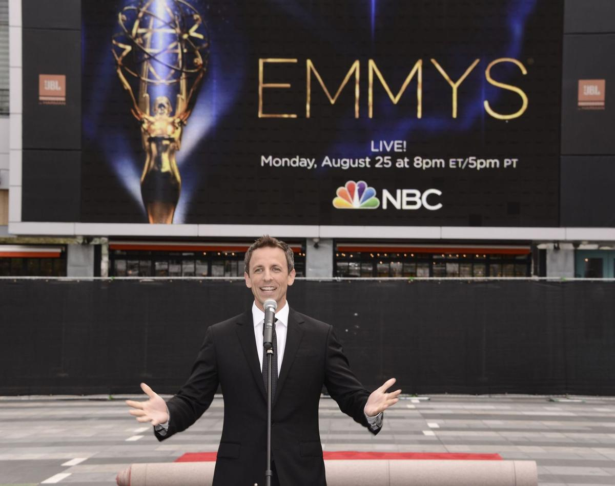 And the Emmy winners are ...