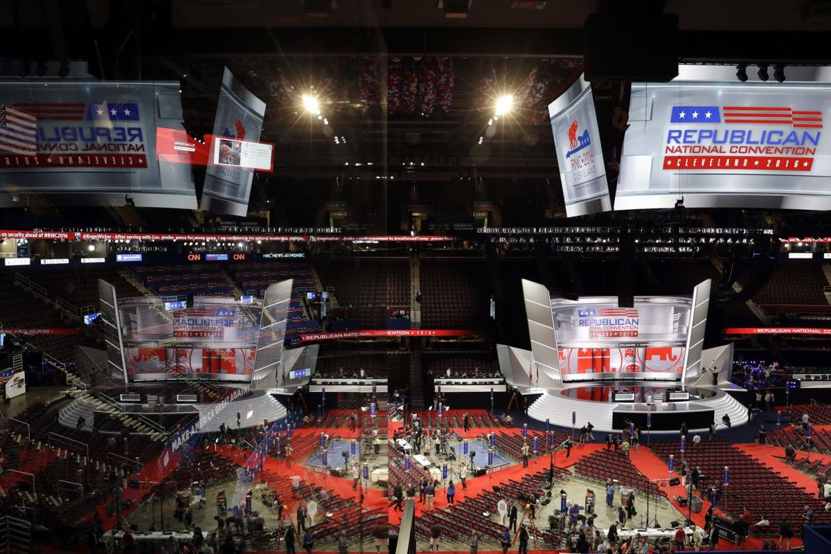 S.C. GOP delegates get set for Trump
